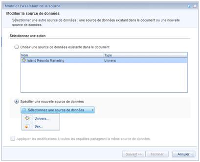Requete Webi bex bi 4.1