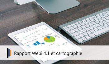 Rapport cartographie bi 4.1