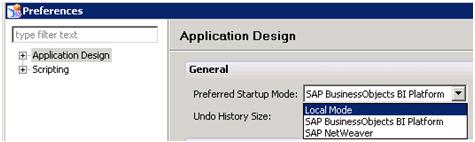 Connexion referenciel Design Studio