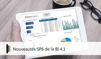SP6 BI 4.1