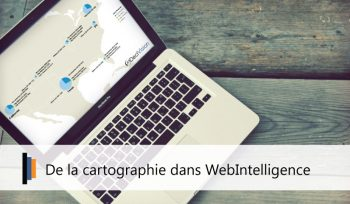 Cartographie WebIntelligence