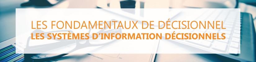 Formation systèmes d'information décisionnels