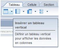 Tableau Vertical BI 4.1