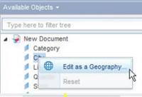 Geomap Webi BI 4.2