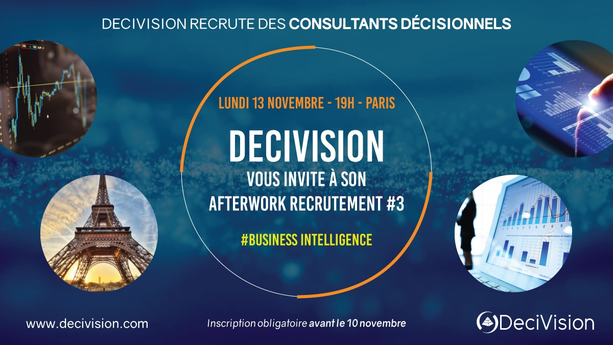 Afterwork DeciVision Business Intelligence