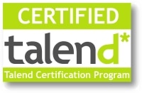 Logo Talend Certified Program