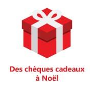 Avantage BI Cheques cadeaux