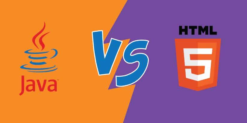 Java vs DHTML