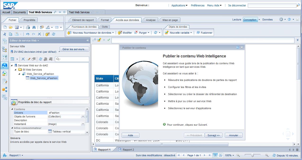 Services web webi