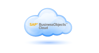 Logo BusinessObjects Cloud