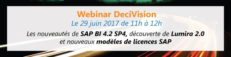Webinar SAP BI 4.2 SP4