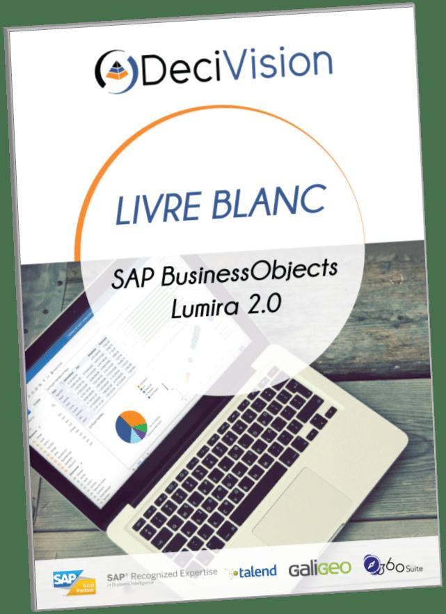 Couverture Lumira 2.0