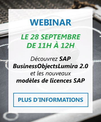 Inscription au webinar Lumira 2.0