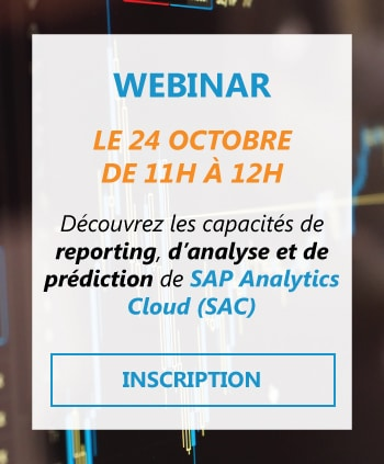 Webinar SAP Analytics Cloud
