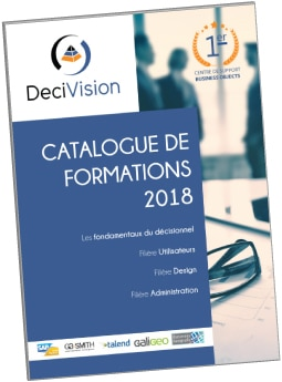 Catalogue de formations 2018