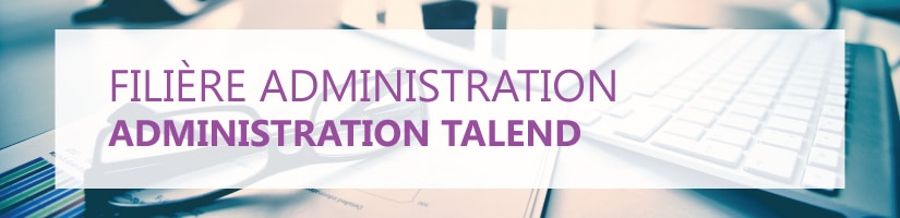 Formation Administration Talend