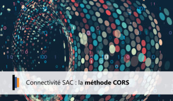 Méthode CORS Connectivité SAP Analytics Cloud
