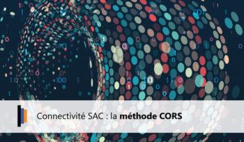 Méthode CORS Connectivité SAP Analytics Cloud