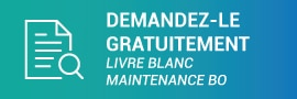 Demande de livre blanc Maintenance BusinessObjects