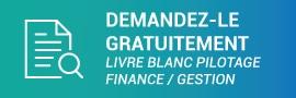 Demande de livre blanc Pilotage Finance