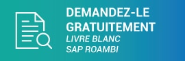 Demande livre blanc SAP Roambi