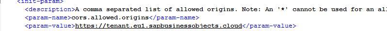 Web XML