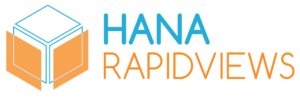 Logo HANA Rapid Views