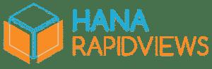 Logo HANA Rapid Views