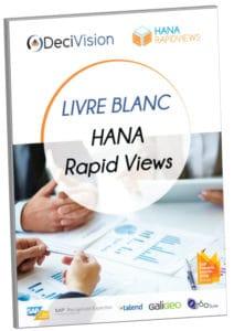 Couverture Livre blanc HANA Rapid Views