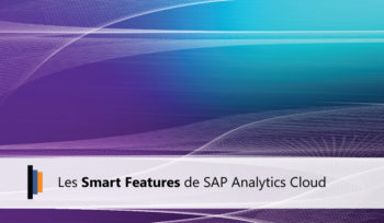Smart Features SAP Analytics Cloud