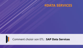ETL SAP Data Services