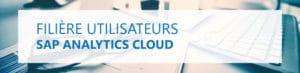 Formation SAP Analytics Cloud