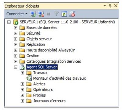 Microsoft SQL Server Agent