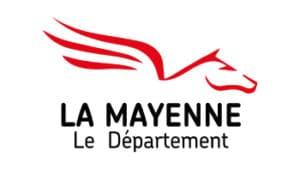 Logo CD Mayenne