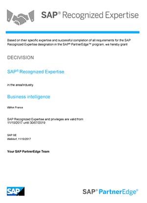 Certificat REX