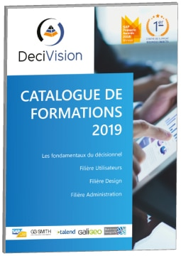 Couverture Catalogue de formations 2019