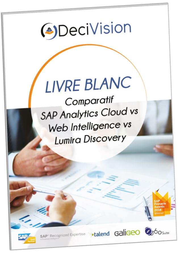 Comparatif SAC Webi Lumira