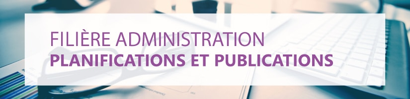 Formation Planifications et Publications