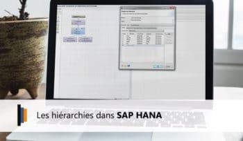 Hiérarchies dans SAP HANA