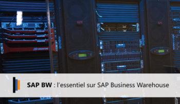 Présentation SAP BW
