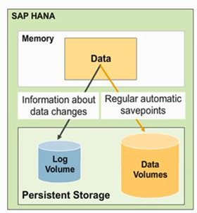 SAP HANA In Memory