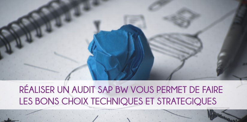 Audit SAP BW
