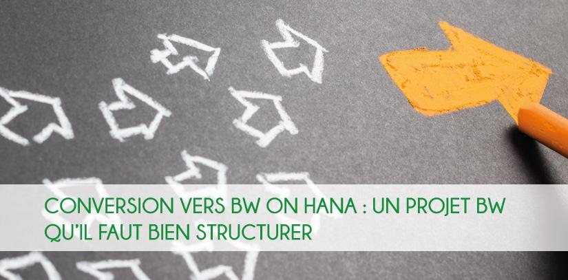 Conversion BW on HANA