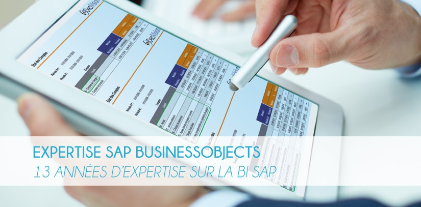 Expertise SAP BusinessObjects