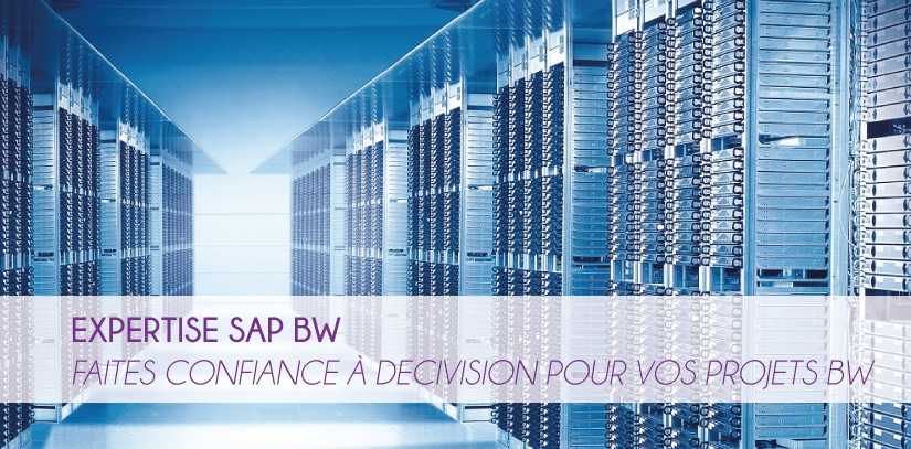 Expertise SAP BW
