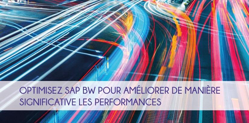 Optimisation SAP BW