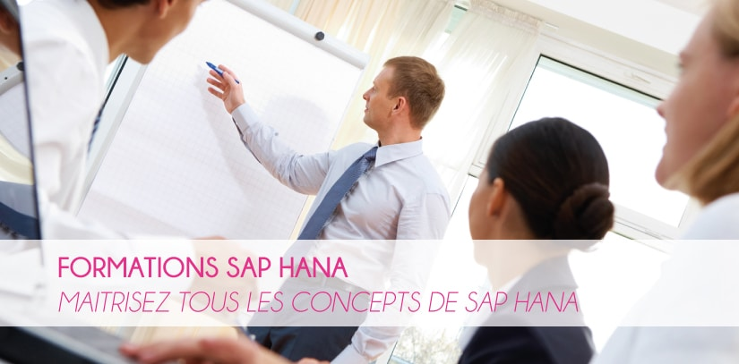 Formations SAP HANA