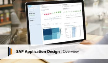 SAP Application Design Overview