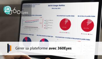 Gestion plateforme avec 360Eyes