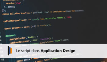 Script Application Design